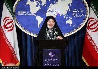 ایران حمله به اماکن دینی مسیحیان را محکوم کرد
