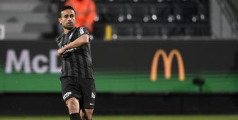 ابراهیمی در ترکیب الاهلی در لیگ ستارگان قطر