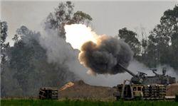 یمنیها متجاوزان را به توپ بستند
