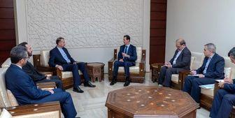 تأکید مجدد دمشق بر حمایت سوریه از ایران