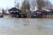 شمار قربانیان حادثه واژگونی کشتی در عراق به ۱۲۰ نفر رسید
