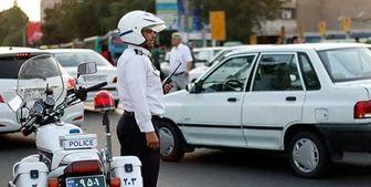 جریمه کرونایی بیش از ۲۱۷ هزار خودرو در روزگذشته/ افزایش ترددها در مقایسه با سال گذشته