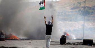 زیر گرفتن کودک فلسطینی توسط پلیس صهیونیست