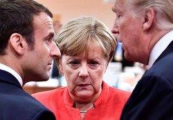 خشم مقامات آلمانی از رفتار نامناسب ترامپ