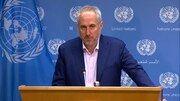 سخنگوی دبیرکل سازمان ملل نگران ظریف شد
