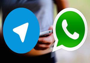 ممنوعیت دسترسی به واتساپ و تلگرام در افغانستان
