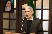 پیکر فرمانده اسبق دانشگاه امام حسین (ع) تشییع شد