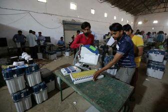 آغاز مراحل هفتگانه انتخابات پارلمانی هند از ۲۲ فروردین