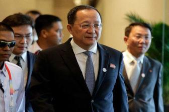 وزیر خارجه کره شمالی به سوئد میرود