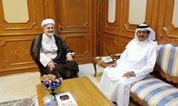 تقدیر و تشکر سفیر قطر در عمان از ایران