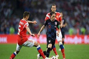 بهترین بازیکن بازی روسیه و کرواسی مشخص شد