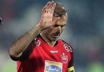 احتمال خداحافظی سید جلال حسینی از فوتبال؟