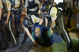 آمار قربانیان پلیس آمریکا در سال ۲۰۱۵