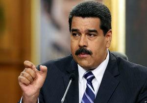 مادورو: آمریکا ونزوئلا را به مداخله نظامی تهدید کرده است