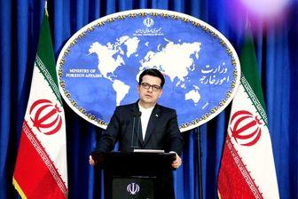 ایران شبه کودتا علیه مورالس را محکوم کرد