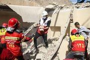 انفجار گاز در بازارچه عامری اهواز/ گزارش تصویری