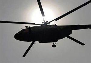 هلی برن داعشی ها با هواپیماهای ناشناس در صلاح الدین