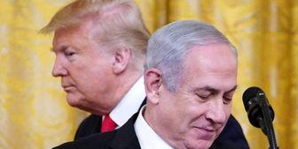 حذف تصویر ترامپ از سربرگ توئیتر نتانیاهو