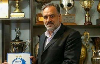 واکنش سرپرست استقلال به جدایی شاهین طاهر خانی/ سجاد آقایی قرارداد دارد