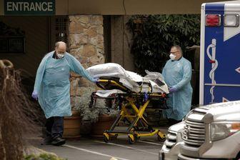 هر 80 ثانیه یک آمریکایی بر اثر کرونا میمیرد