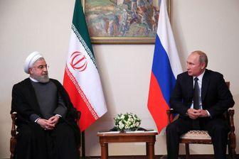 گفتوگوی روسای جمهوری ایران و روسیه در خصوص ابتکار صلح هرمز