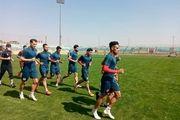 گزارش تمرین امروز پرسپولیس/ پاسکاری کوتاه شاگردان یحیی گل محمدی