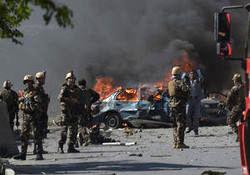 انفجار مهیب کابل را لرزاند