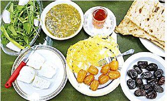 برنامه های تنظیم بازار ماه رمضان