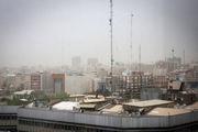 وزش باد شدید و گرد و خاک در تهران و ۹ استان