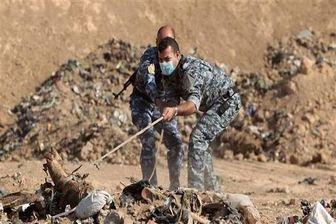 6 گور دسته جمعی در عراق کشف شد