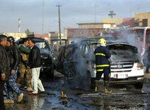 آمار کشته و زخمی در انفجارهای عراق