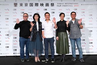 ترانه علیدوستی در جمع داوران جشنواره فیلم توکیو