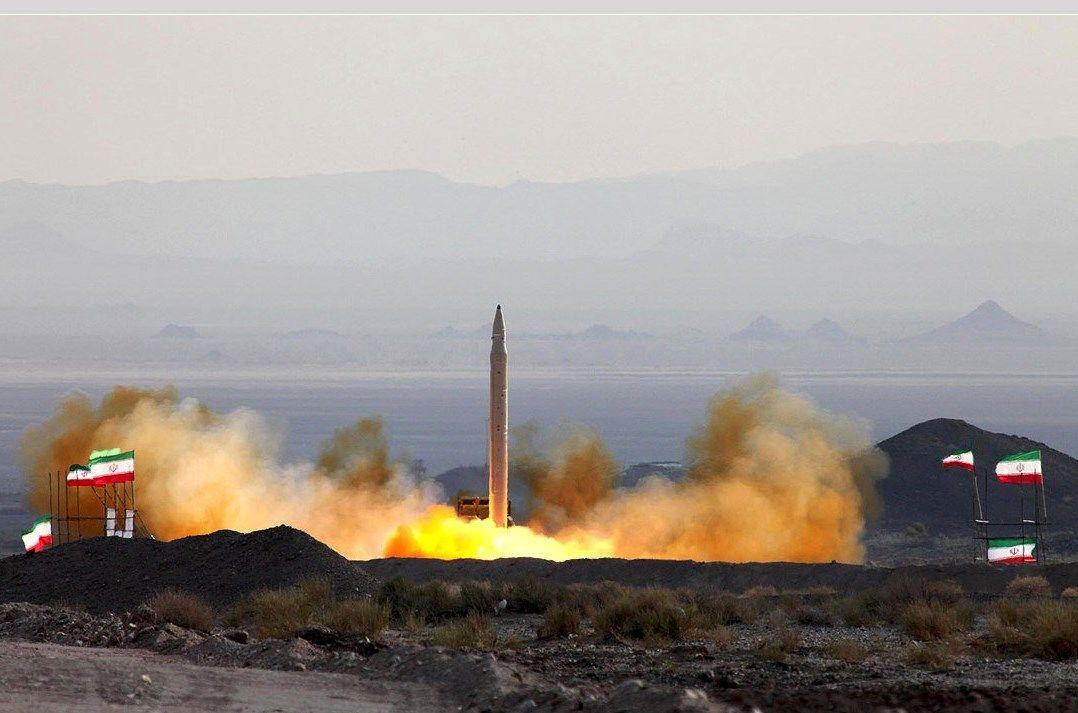 پایگاههای نظامی آمریکا زیر سلطه موشک قیام + تصاویر