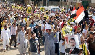 ۱۹۶ کشته و زخمی در مصر