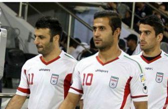 سوگواری مرگ اولادی در رختکن/فیلم