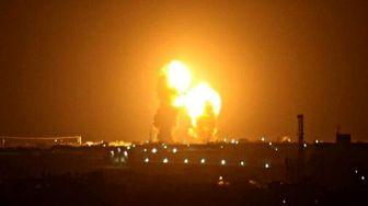 هدف ایران خطا نرفت، این تصویر را ببینید!