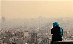 هوای پایتخت باز نفسگیر شد