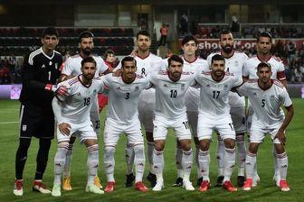 کارنامه ایران در ادوار جام جهانی