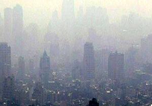 آلودگی هوا در تهران و شهرهای صنعتی