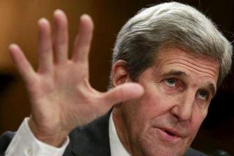 کری: برای برقراری صلح اسد باید برود