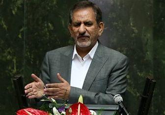 درخواست نخست وزیر عراق از جهانگیری