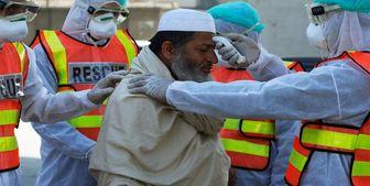 تاریخ اوج گیری بیماری کرونا در پاکستان