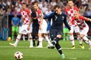 فرانسه برای دومین بار قهرمان جهان شد