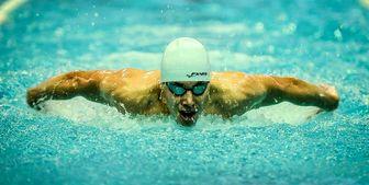 قهرمان شنا آسیا مدالش را تقدیم کودکان سرطان کرد