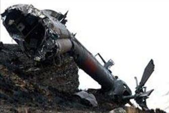 سقوط بالگرد انگلیس در افغانستان ۵ کشته برجا گذاشت