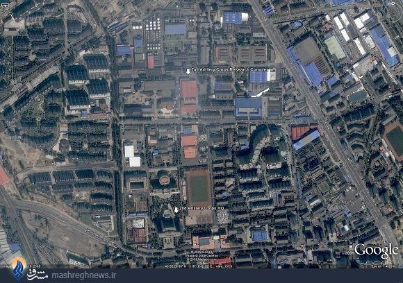 سپاه دوم توپخانه ارتش چین+عکس