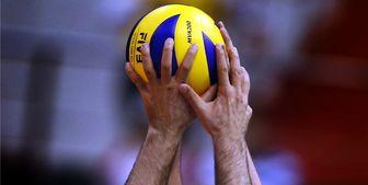 اعلام اسامی نامزدهای انتخابات ریاست هیات والیبال