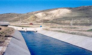 مخالفت سازمان محیط زیست با انتقال آب دریای خرز