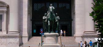 مجسمه بیستوششمین رئیس جمهور آمریکا از نیویورک برداشته خواهد شد