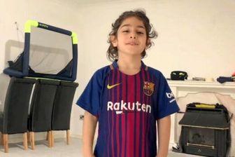 ماجرای آرات با علی کریمی از زبان در کودک نابغه
